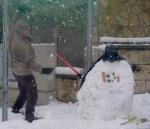 Jerusalem SnowMen1
